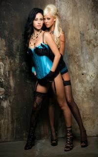 Проститутка Инна и Алиса
